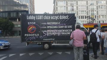 Zakaz działalności furgonetek pro-life. Interwencja prokuratury