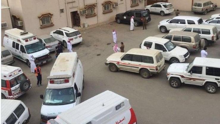 Strzały w saudyjskim ministerstwie. 6 ofiar