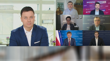 """Dziś Polacy potrzebują gotówki w kieszeni i szczepionki - """"Śniadanie w Polsat News"""""""