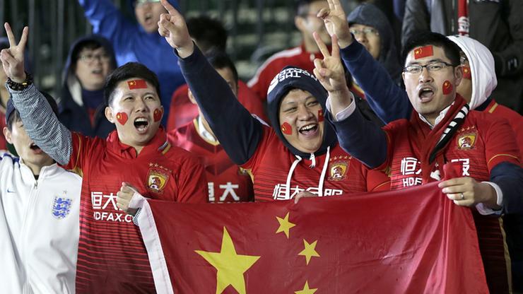 Groteska w lidze chińskiej. Zmiana w... 55. sekundzie meczu