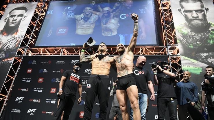 UFC 257: McGregor - Poirier II. Gdzie obejrzeć transmisję?