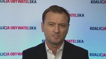 """""""Siadaj, pajacu"""". Nitras chce przeprosin od Terleckiego i wpłaty na Strajk Kobiet"""