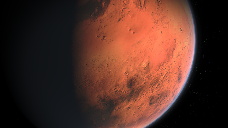 Mars wzywa. NASA szuka ludzi, którzy będą udawać, że mieszkają na Czerwonej Planecie