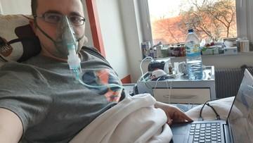 """""""Nieodpowiedzialne zachowanie PO i Konfederacji"""". Polityk zakażony koronawirusem o posiedzeniu Sejmu"""