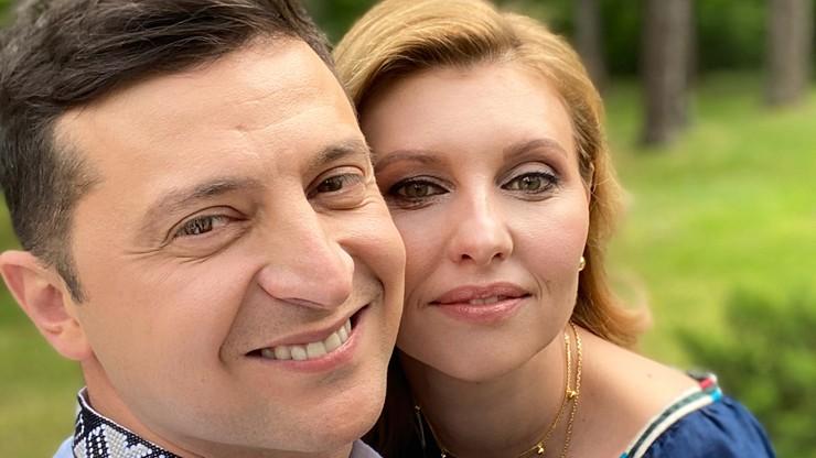 Pogorszył się stan pierwszej damy Ukrainy. Trafiła do szpitala