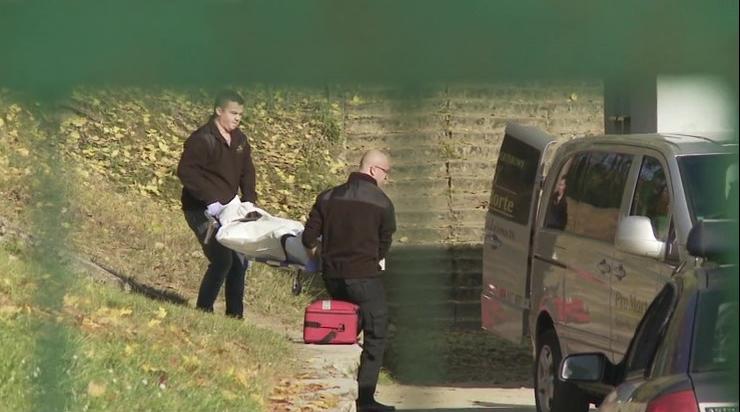 Nadpalone zwłoki znalezione na szkolnym boisku