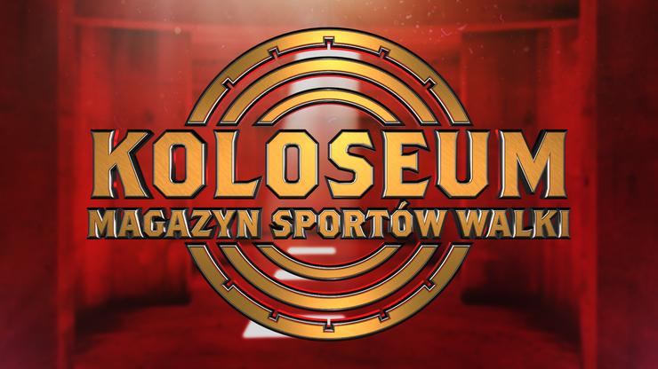 Krystian Pudzianowski gościem Koloseum. Transmisja w Polsacie Sport i na Polsatsport.pl