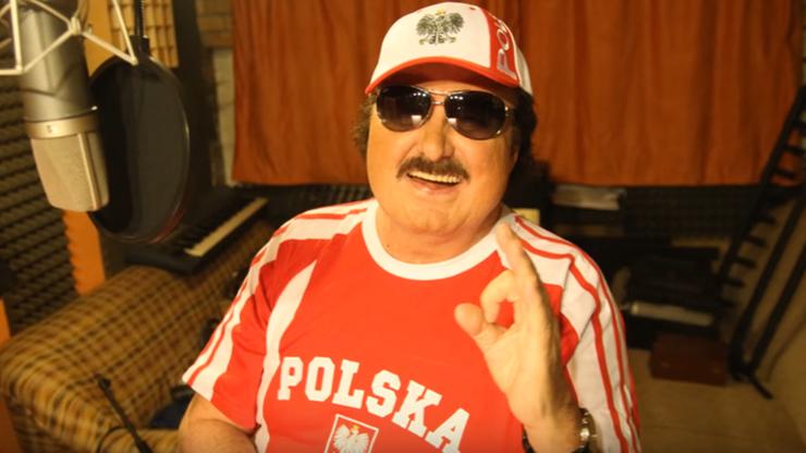 """Krzysztof Krawczyk nagrał piosenkę na MŚ 2018! """"Lewandowski, gol dla Polski"""" (WIDEO)"""