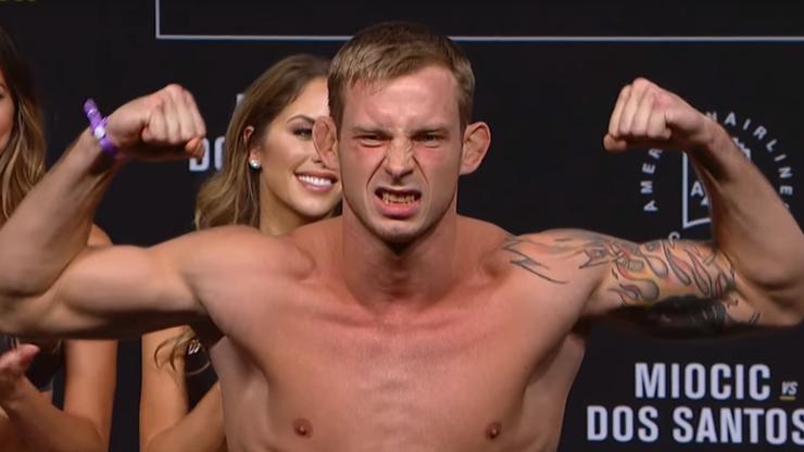 UFC: Jotko w karcie głównej. Transmisja w Polsacie Sport