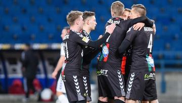 Fortuna 1 Liga: ŁKS Łódź rozbity przez GKS Tychy