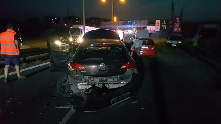 Kierowca tira, który spowodował karambol w Częstochowie, był pod wpływem narkotyków