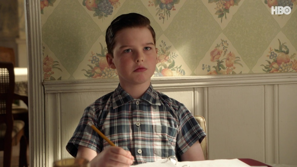 Młody Sheldon II, odc. 18