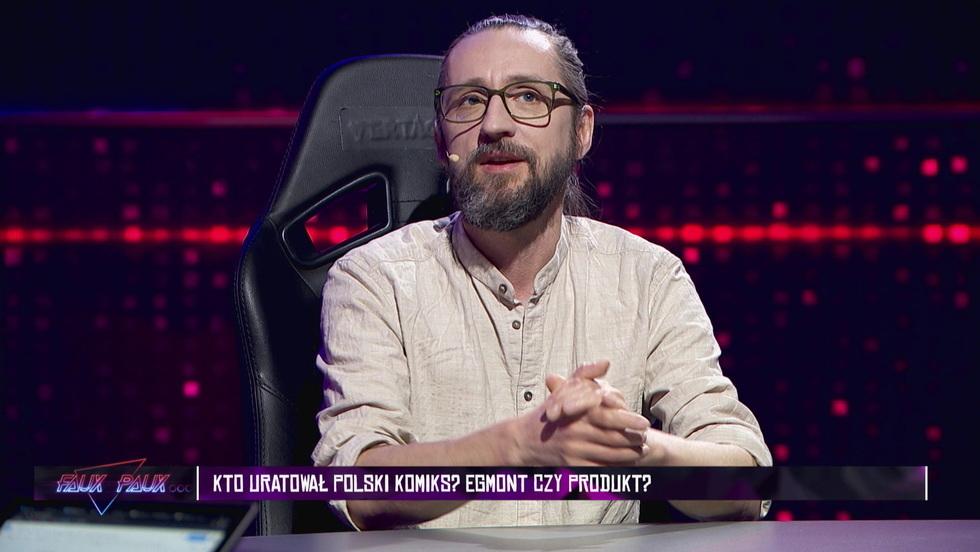 Faux Paux - Odcinek 52. ft. Michał Śledziu Śledziński