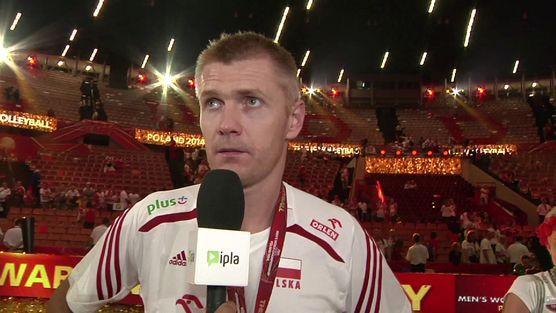 Paweł Zagumny: Na mistrzostwach znakomicie uzupełnialiśmy się z Fabianem Drzyzgą