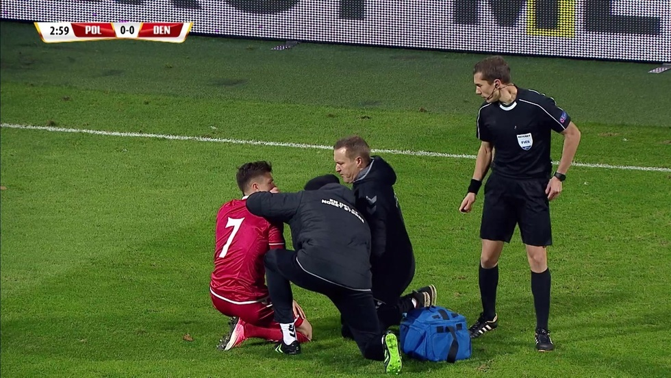 Polska U21 - Dania U21