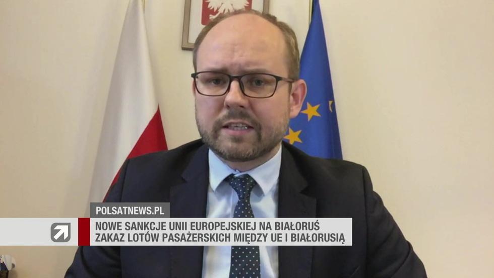 Gość Wydarzeń - Marcin Przydacz