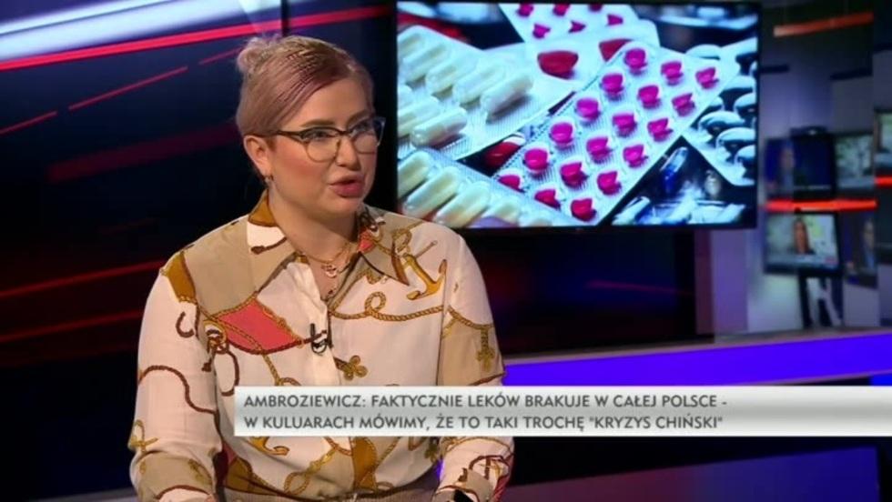Polska w kawałkach Grzegorza Jankowskiego - Beata Ambroziewicz