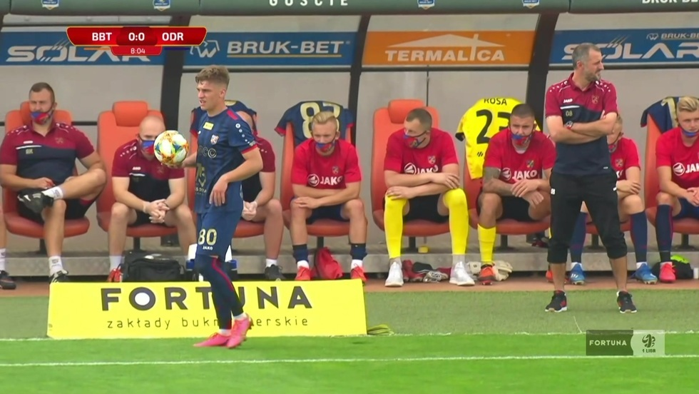 Bruk-Bet Termalica Nieciecza - Odra Opole