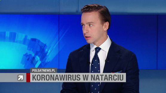Gość Wydarzeń - Krzysztof Bosak
