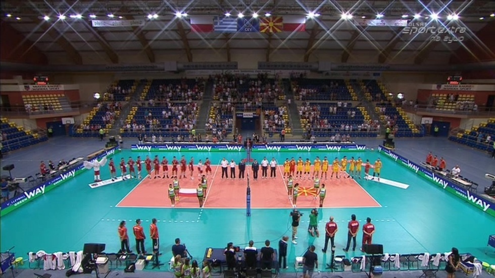 Polska - Macedonia