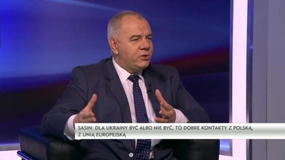 Salon Polityczny - Jacek Sasin