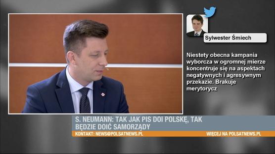 Śniadanie w Polsat News - 02.09.2018