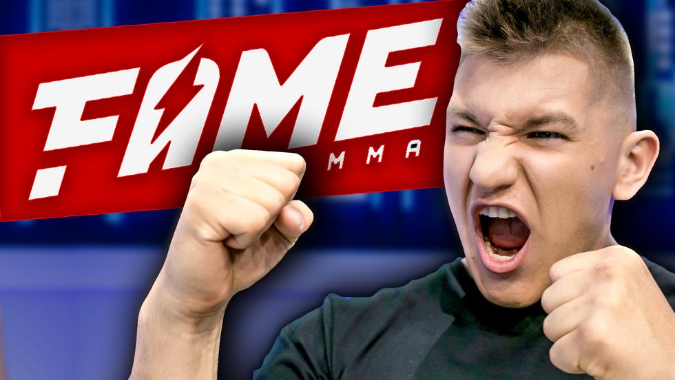 Trenujemy do Fame MMA z Medusą