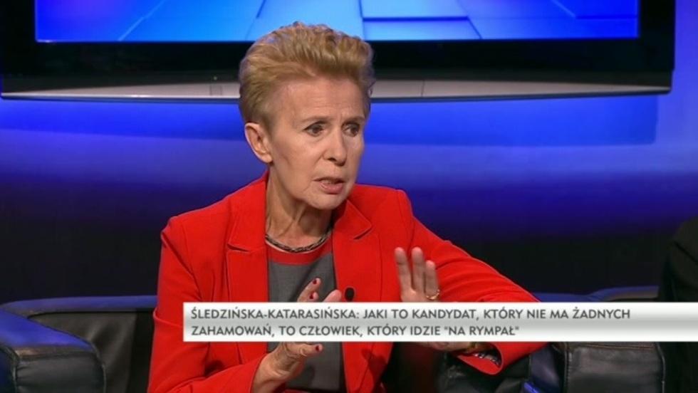 Salon Polityczny - Iwona Śledzińska-Katarasińska, Joanna Scheuring-Wielgus, Joanna Krupka