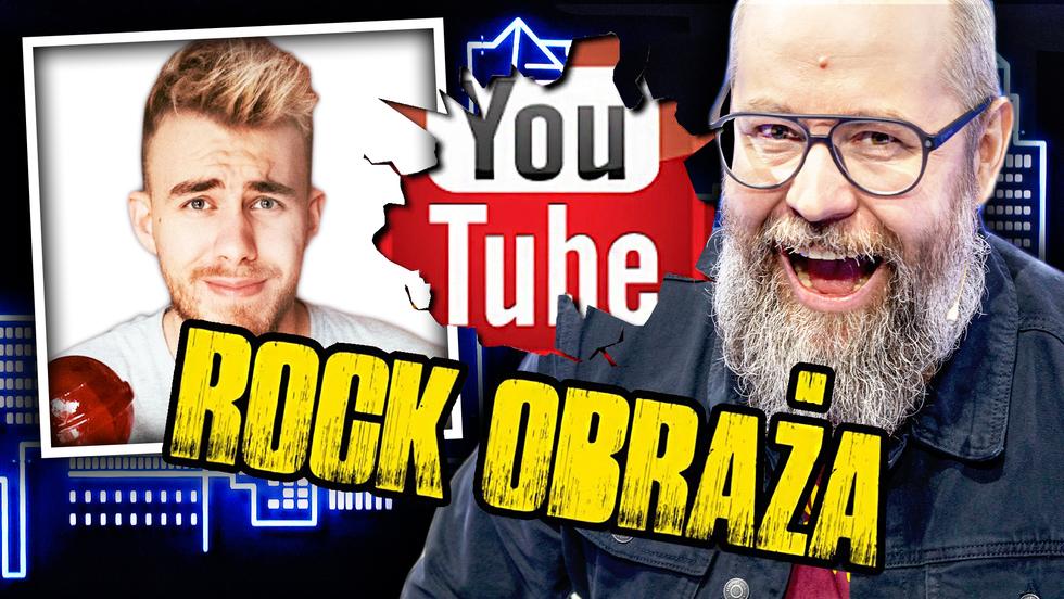Rock obraża Youtuberów