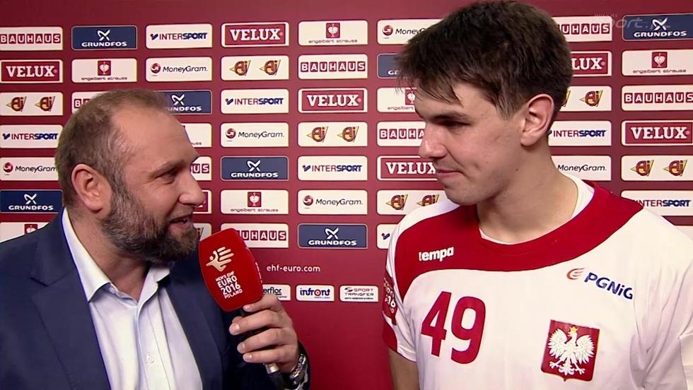 Piotr Chrapkowski: Z Białorusią odskoczyliśmy i kontrolowaliśmy wynik