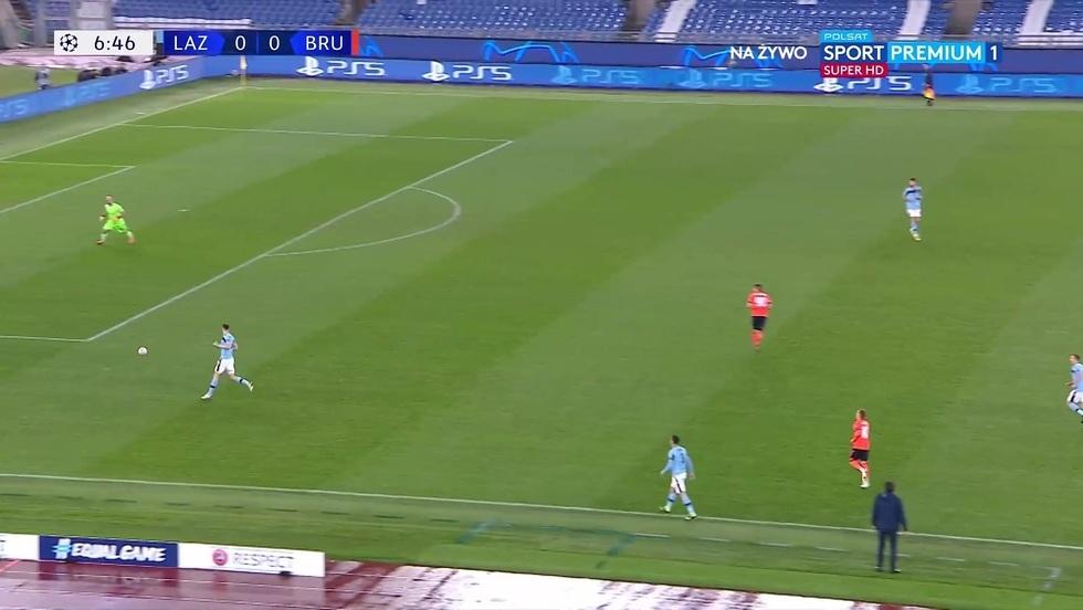 Lazio Rzym - Club Brugge
