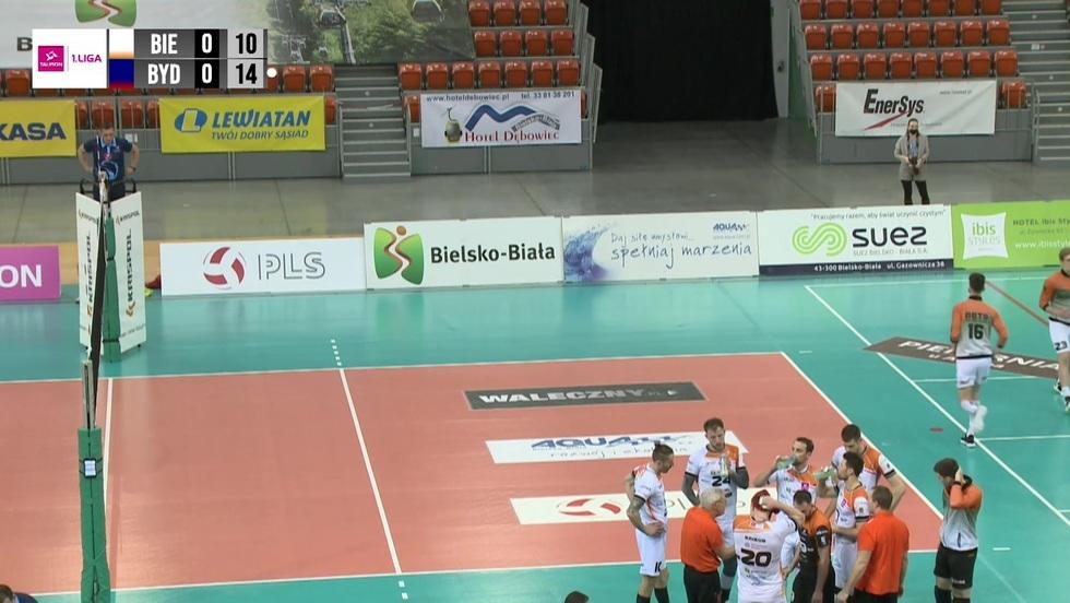 BBTS Bielsko-Biała - BKS Visła Bydgoszcz