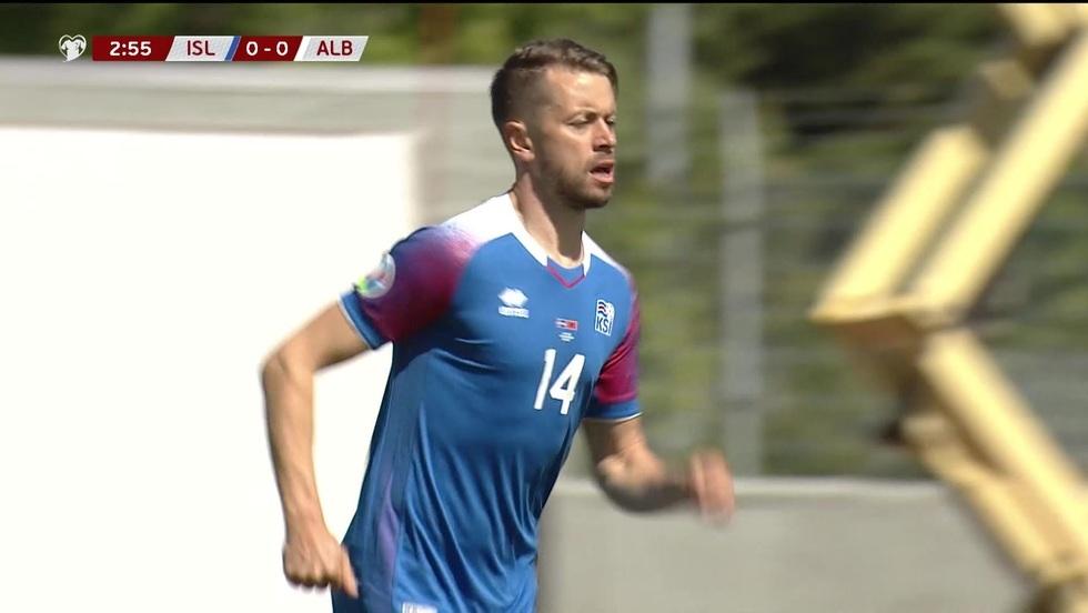 Islandia - Albania