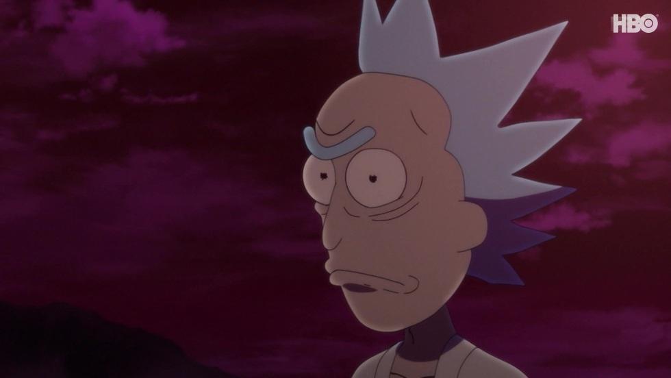 Rick i Morty: Samuraj i Szogun (odc. specjalny)