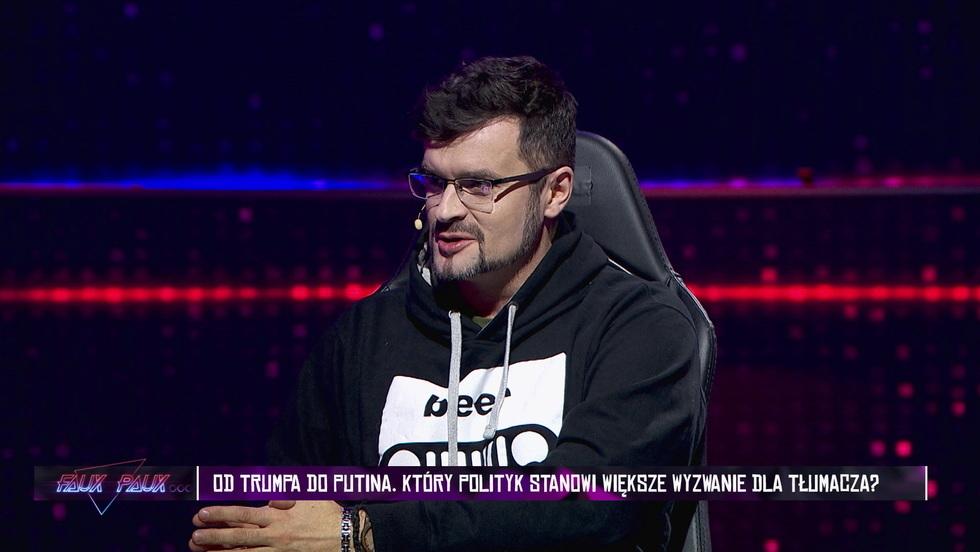 Faux Paux - Odcinek 41. ft. Michał Gołkowski