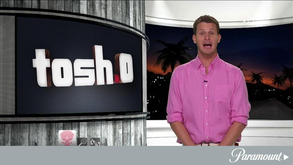 Tosh w sieci S7 - Odcinek 12