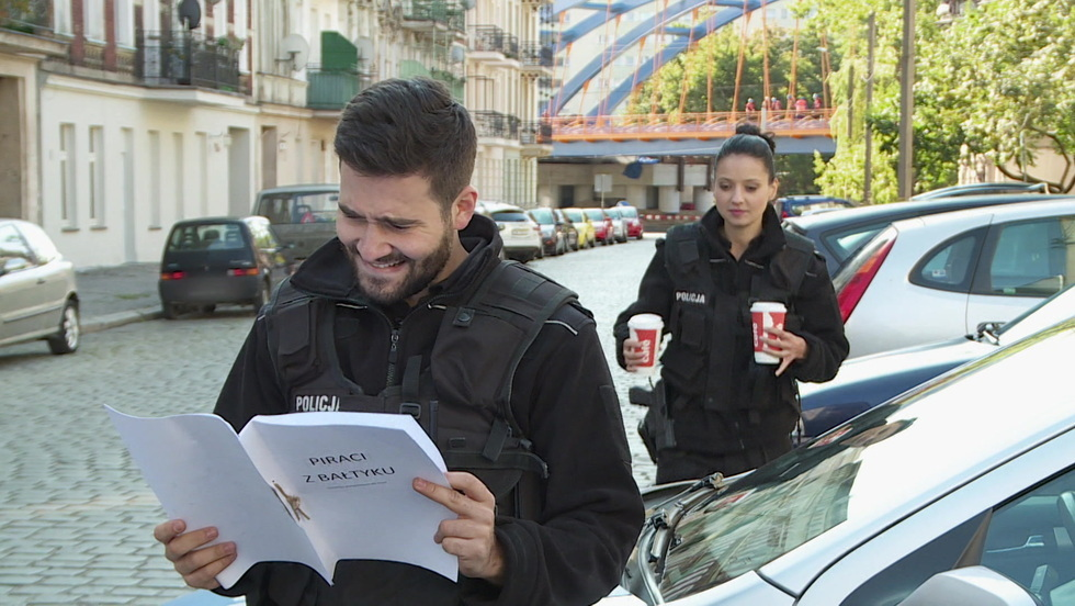 Policjantki i policjanci - Odcinek 118