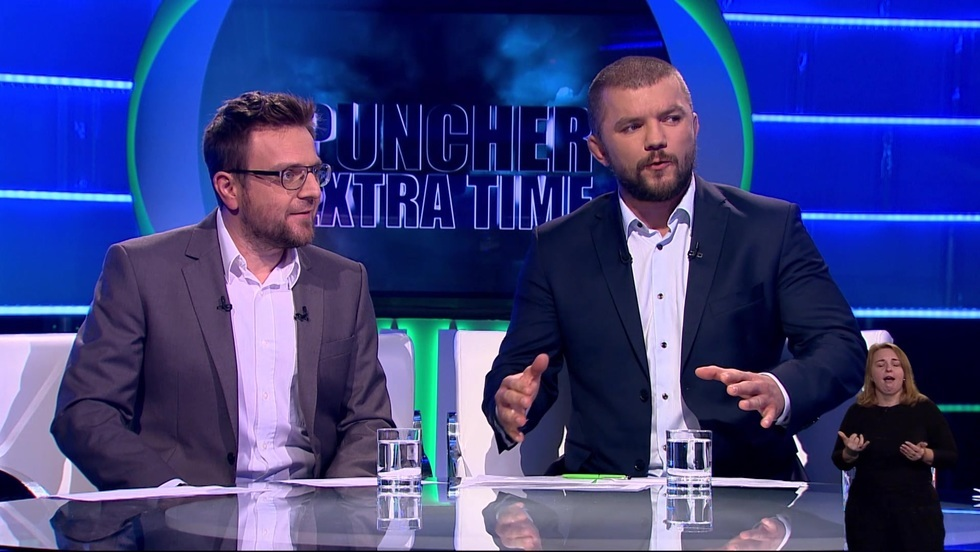 Puncher: Extra Time 05.11.2018