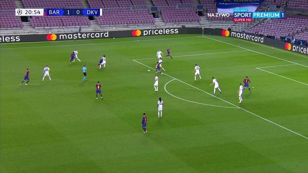 FC Barcelona - Dynamo Kijów