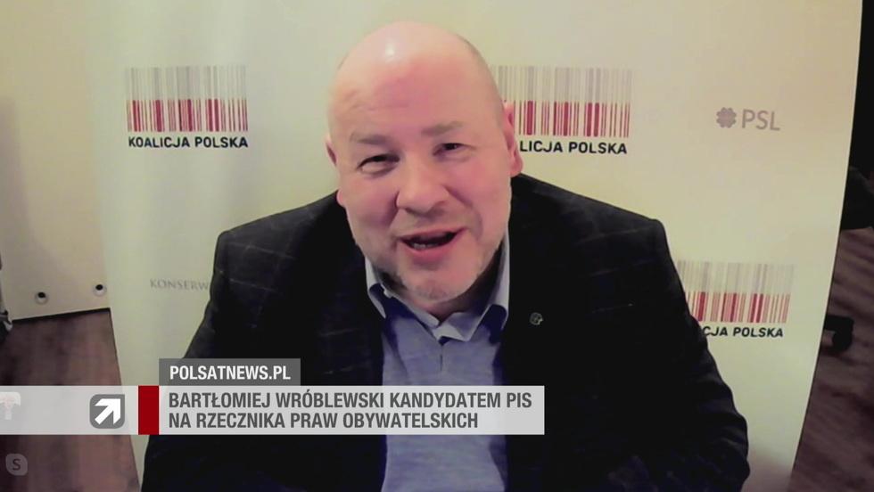 Gość Wydarzeń - Jan Filip Libicki