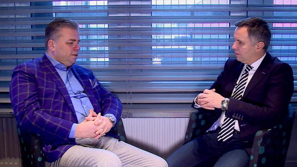 Kulisy sportu - wywiady Romana Kołtonia: Bertus Servaas
