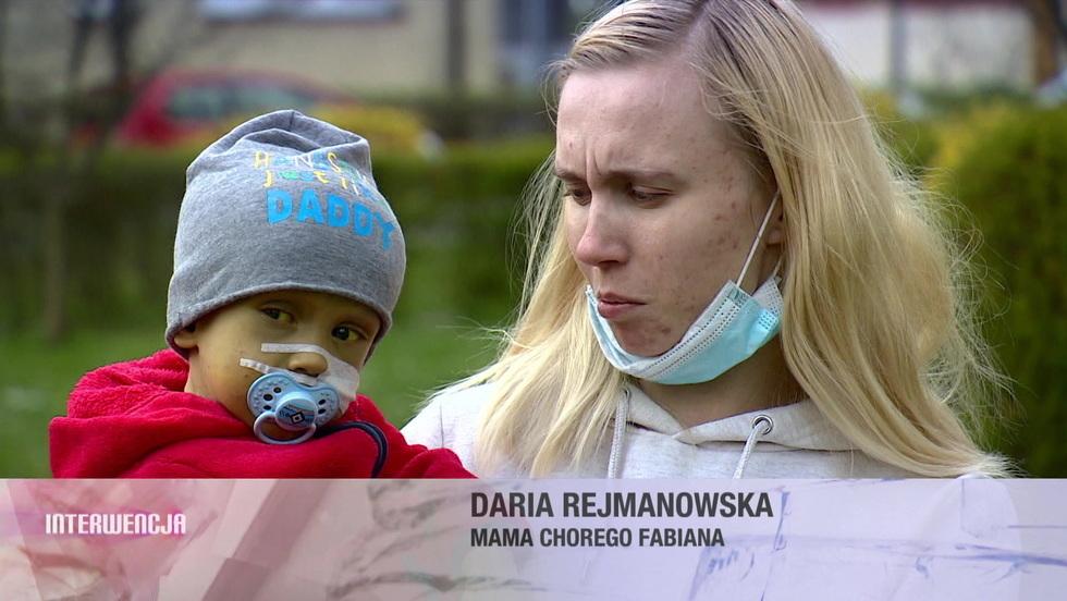 Interwencja - Internauci wpłacili na Fabianka ponad 14 mln zł. Część pieniędzy na fałszywą zbiórkę